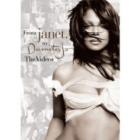 Cover Janet Jackson - From Janet To Damita Jo - The Videos [DVD]